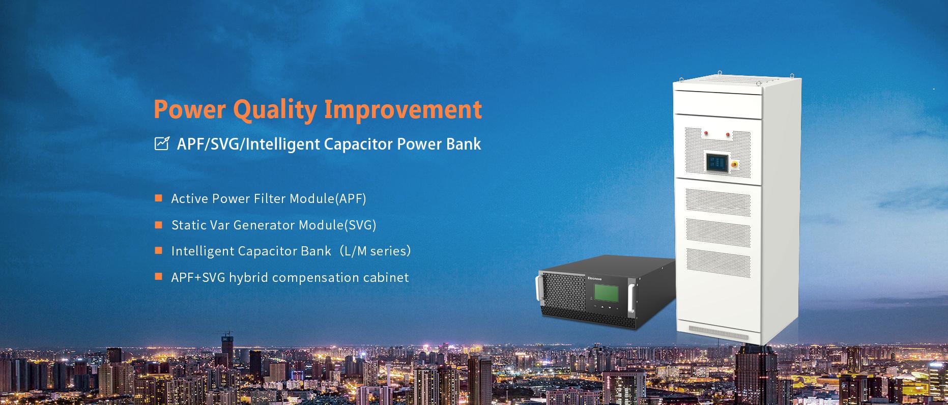 power quality improvement