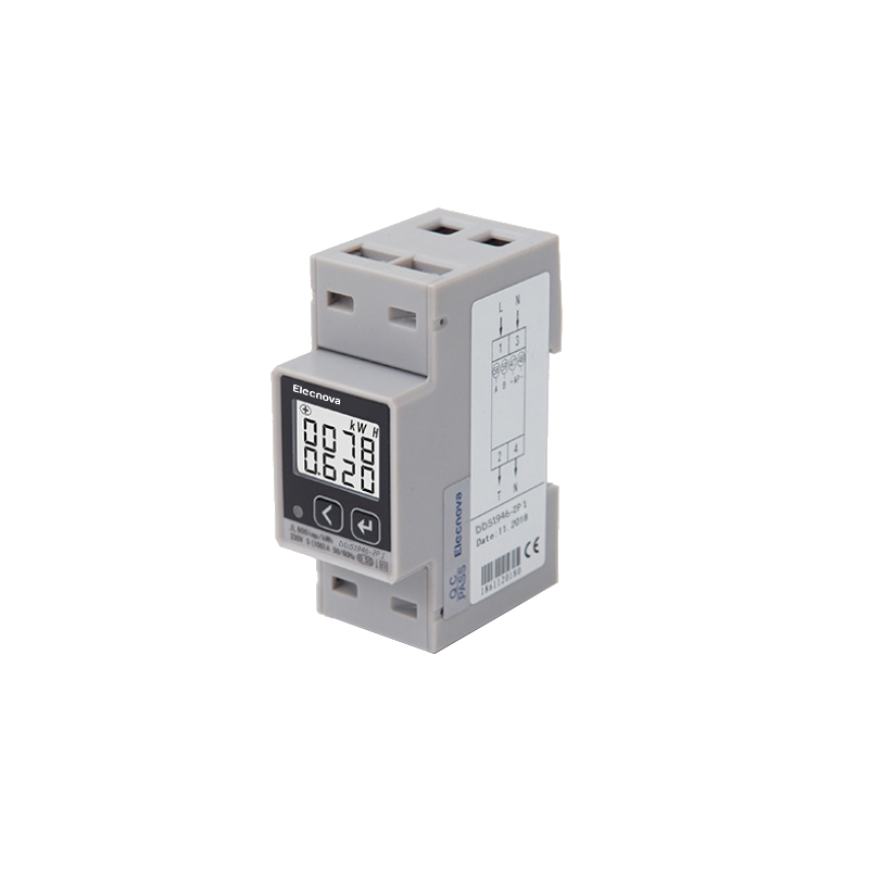 DDS1946-2P Din Rail Mounted Energy Meter