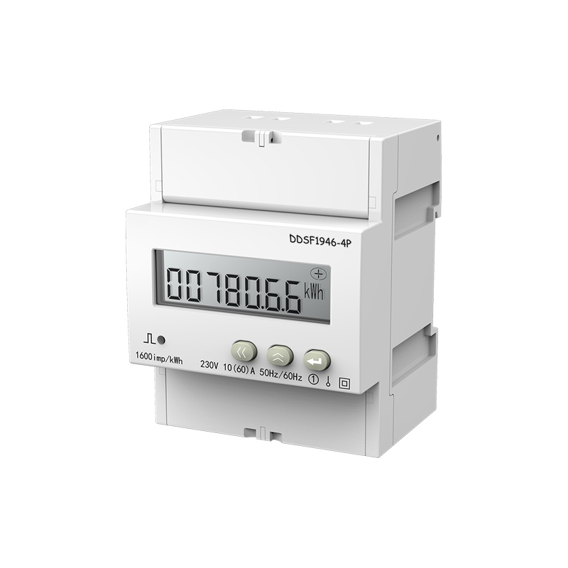 DDSF1946 Din Rail Mounted Energy Meter