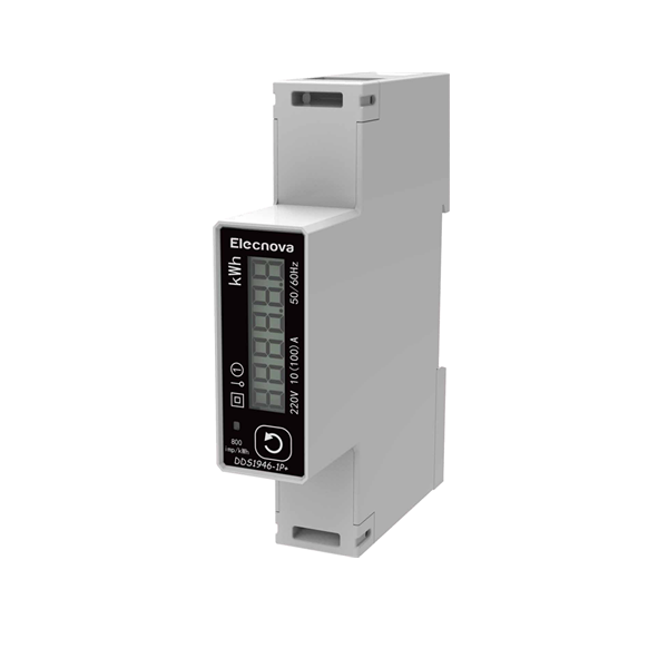 DDSF1946-1P Din Rail Mounted Energy Meter