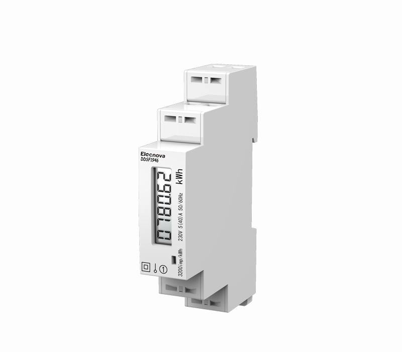 DDS1946-1P Din Rail Mounted Energy Meter