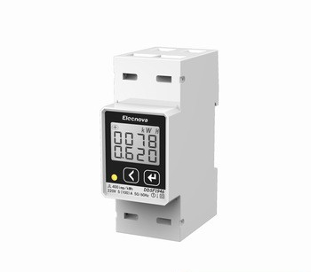 DDSF1946-2P Din Rail Mounted Energy Meter | Bi-directional Energy Meter in USA