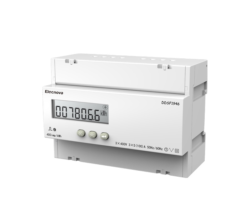 DTSF1946 Din Rail Mounted Energy Meter in USA
