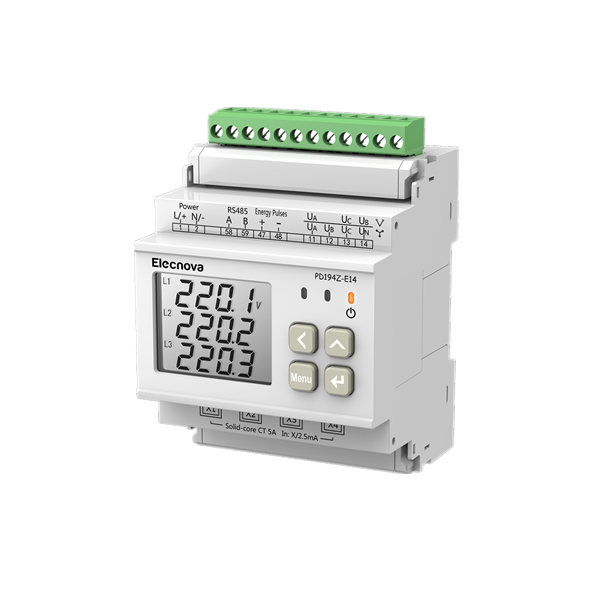 PD194Z-E14 AC Multi-Circuit Power Meter